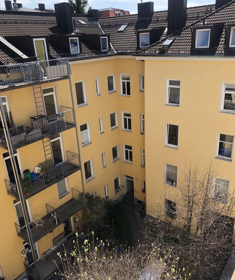 Wohnprojekt Gravelottestraße 14