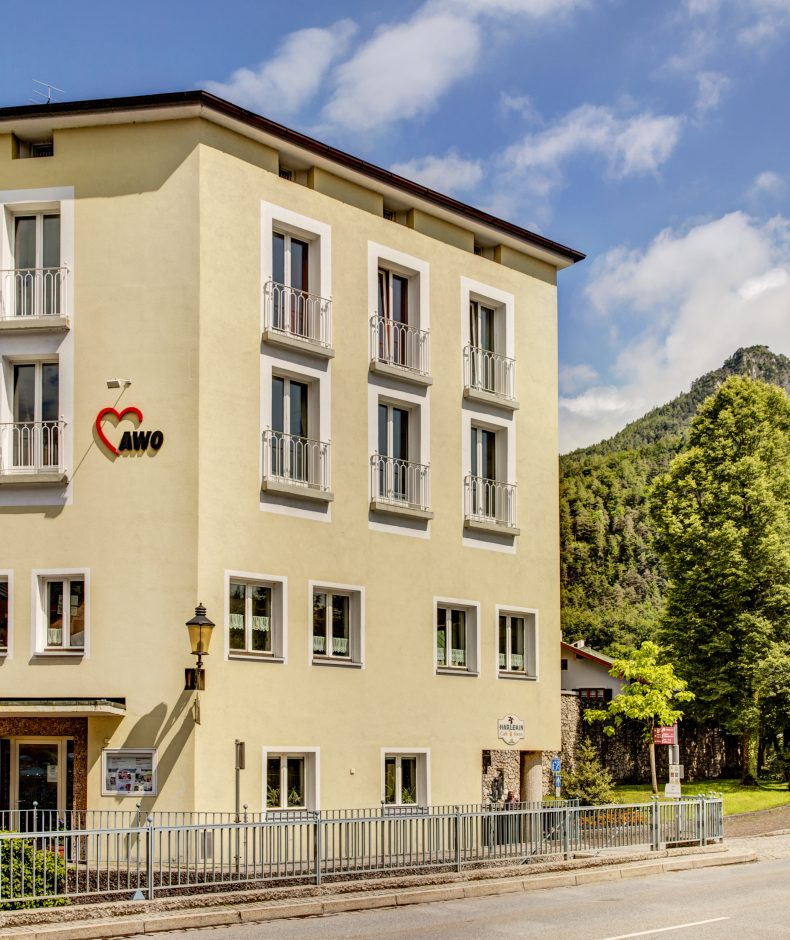 Tagesstätte Gelbes Haus Berchtesgadener Land